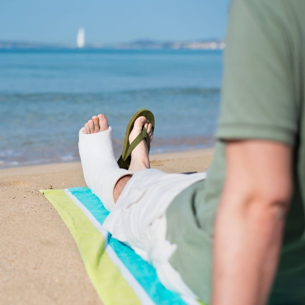 Vacation Injuries Are More Common Than You Might Think
