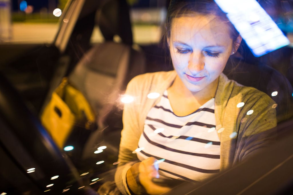 Tech That Allows for Multitasking Raises Risk of Accidents