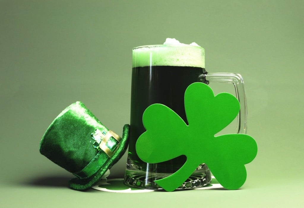 Stay Safe this Saint Patrick's Day
