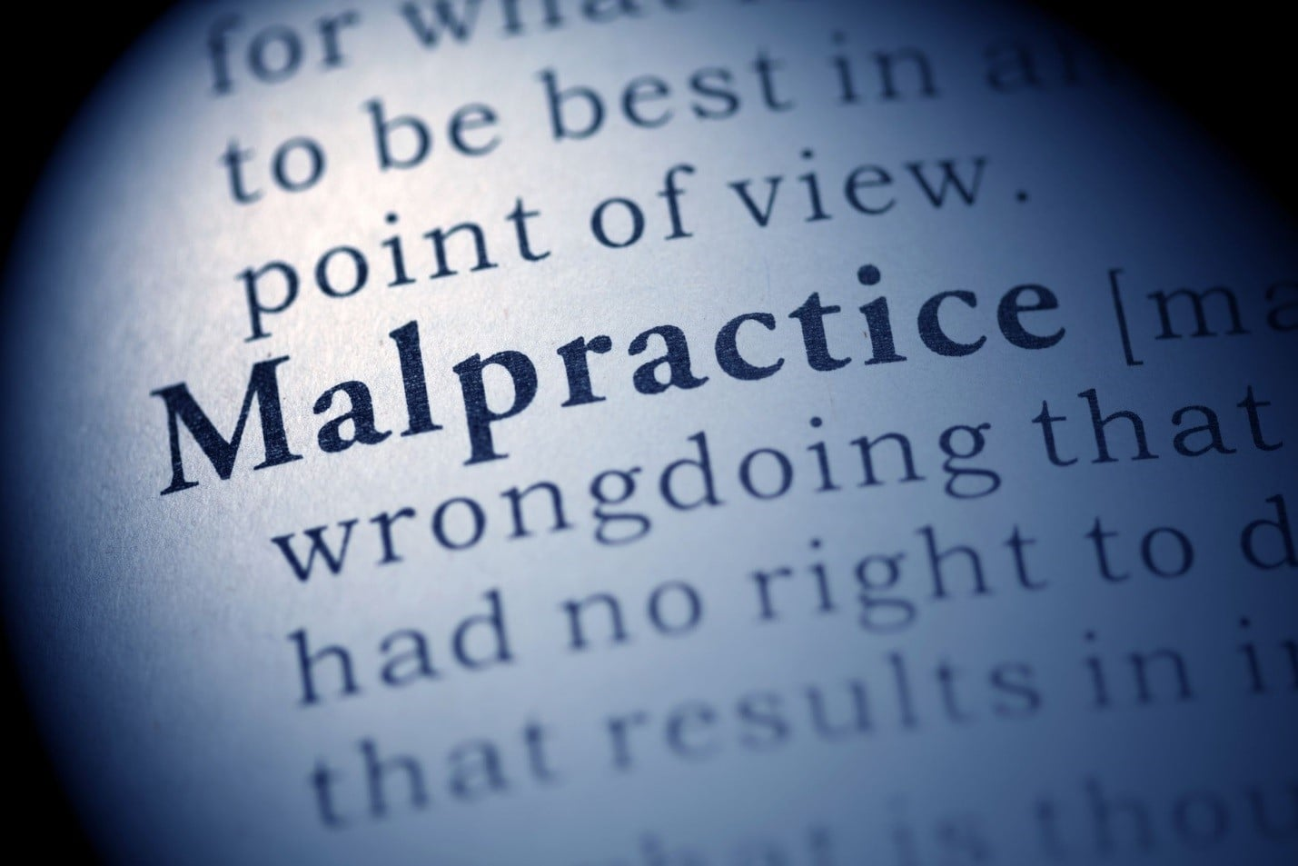 Fort Lauderdale Legal Malpractice Lawyer