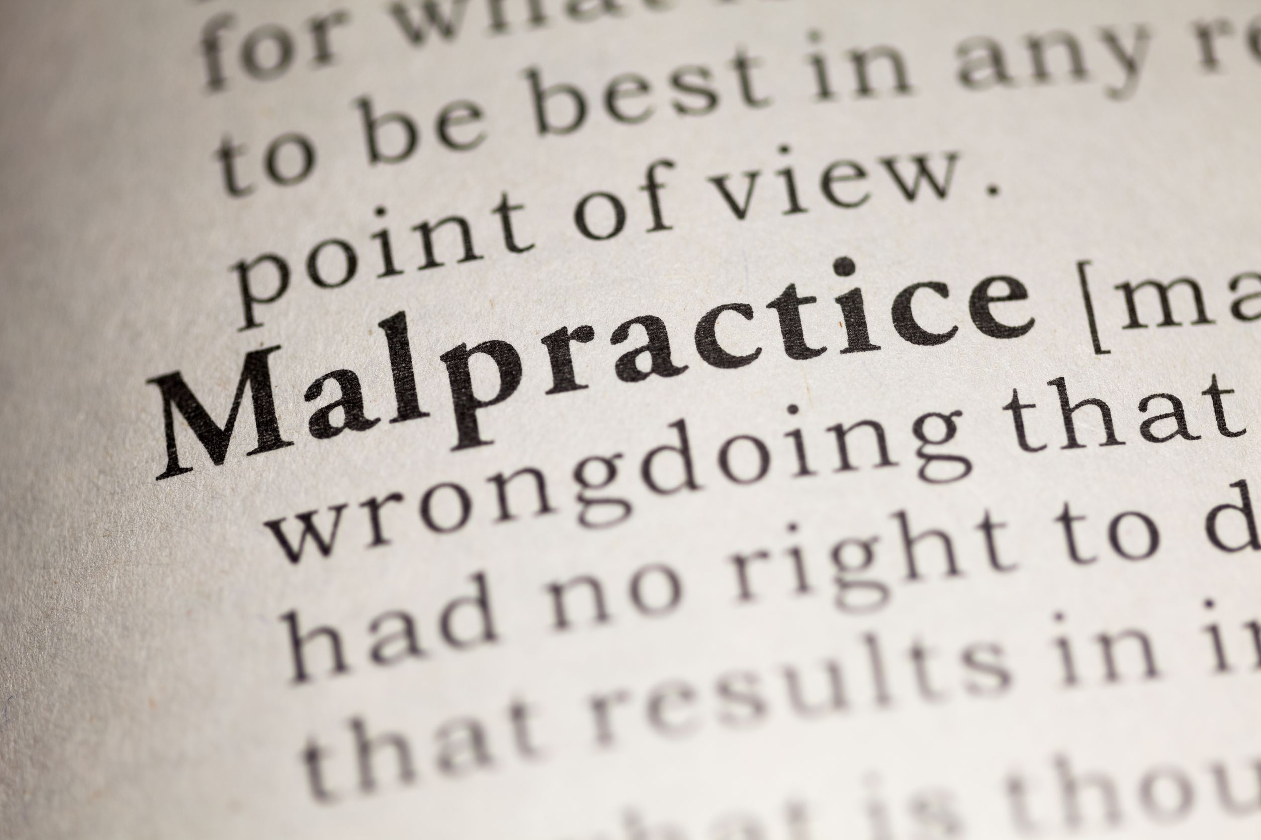 Fort Lauderdale Professional Malpractice Attorney