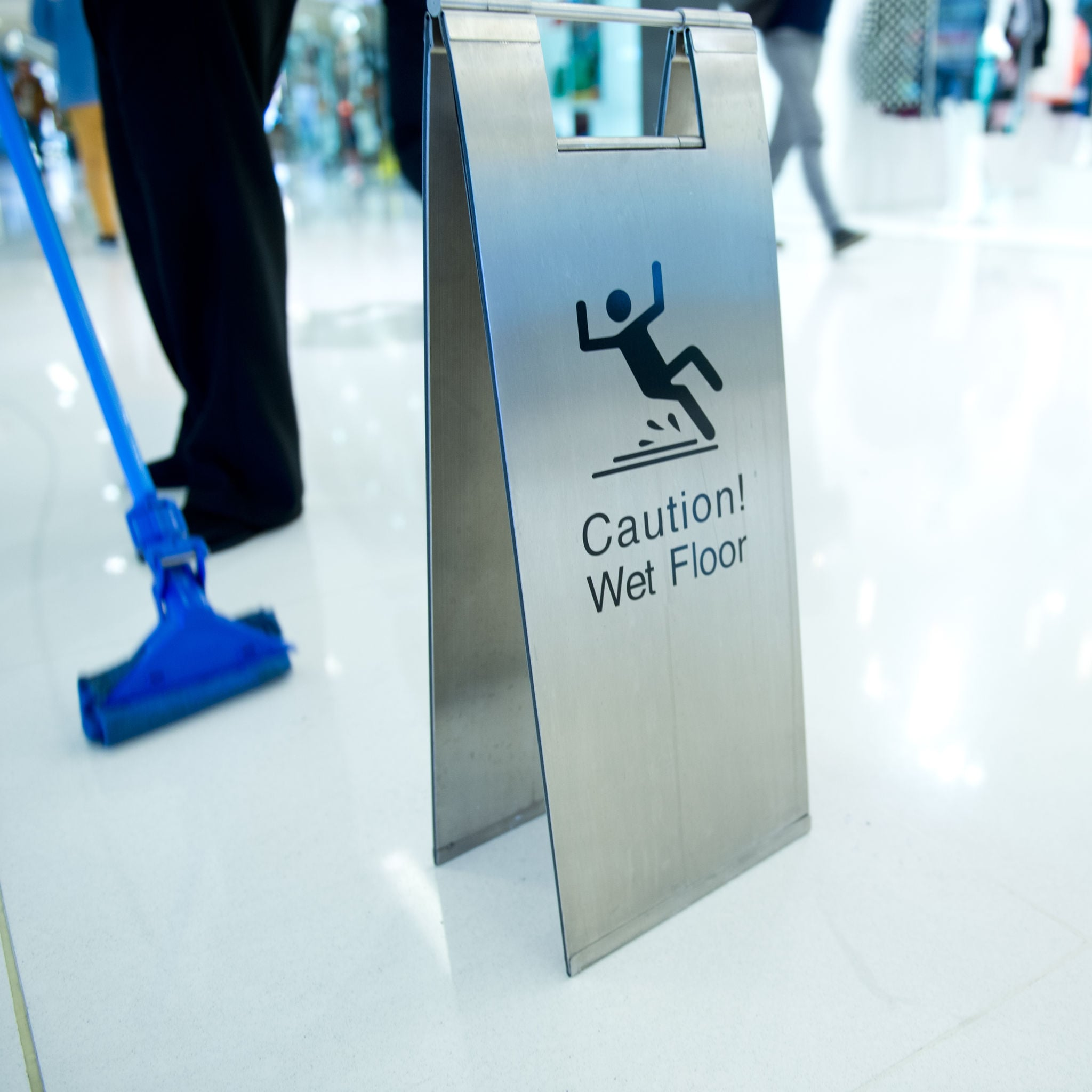 Fort Lauderdale Slip & Fall Attorney