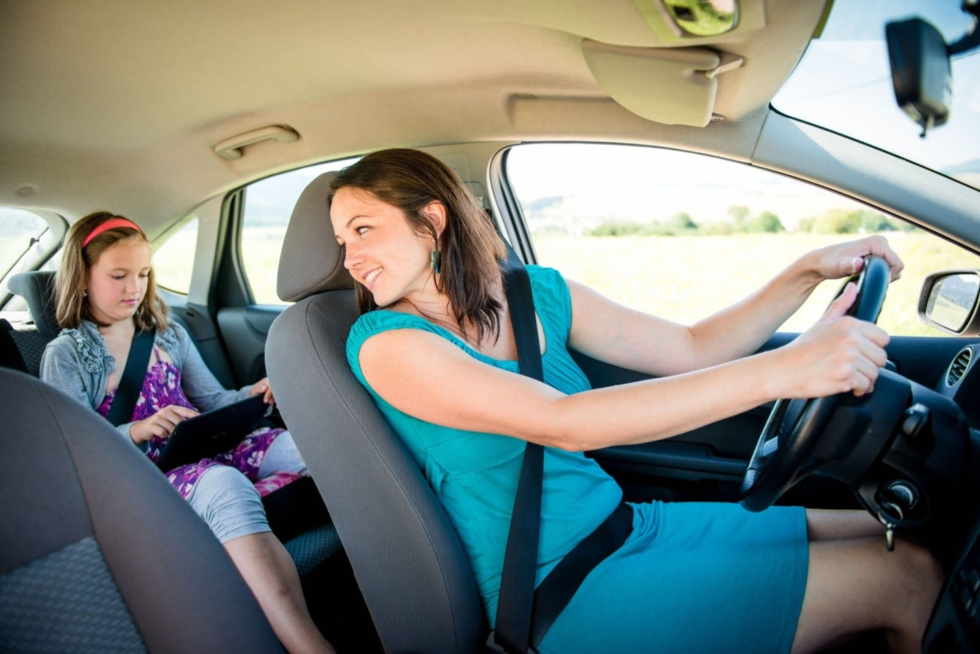 How Seatbelts Save Lives