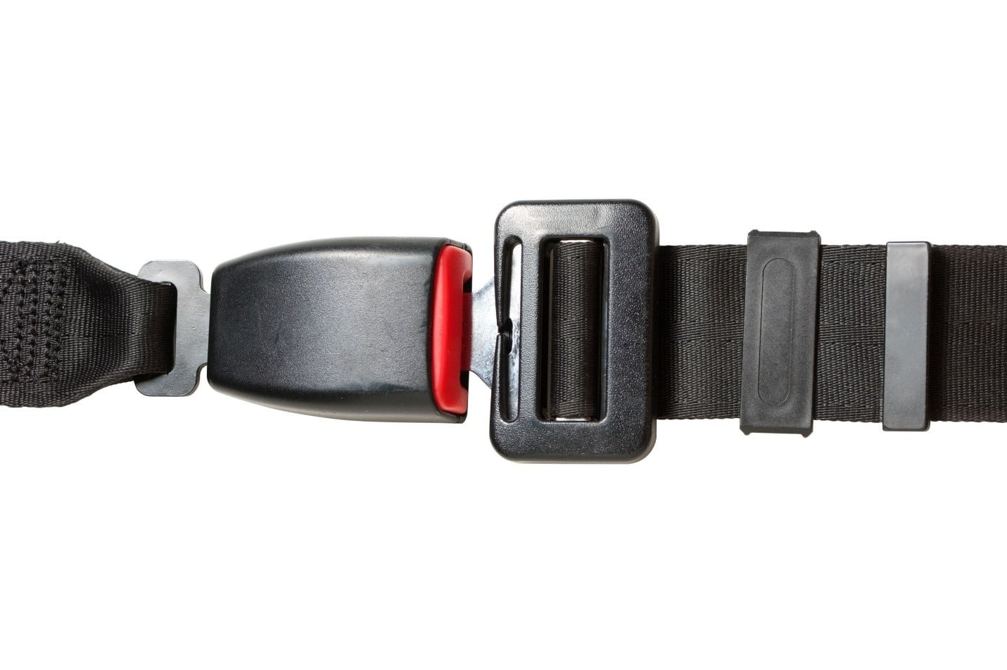 The Safety Mechanics of a Seatbelt