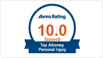 AVVO 10.0 - Top Attorney Personal Injury