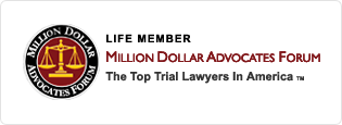 Life Member - Million Dollar Advocates Forum