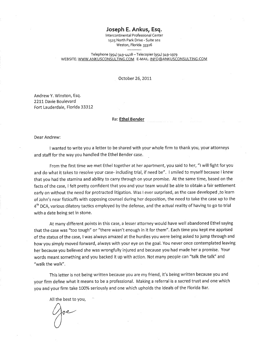 lawyer representation letter docoments ojazlink