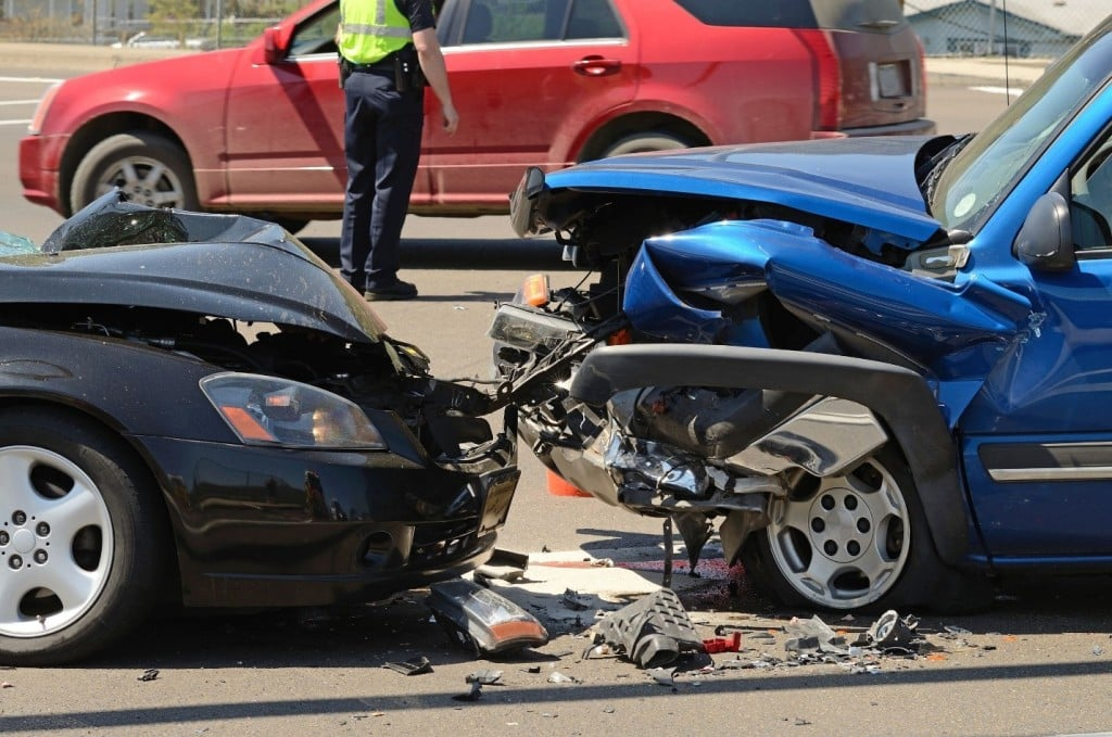 car accidents causes