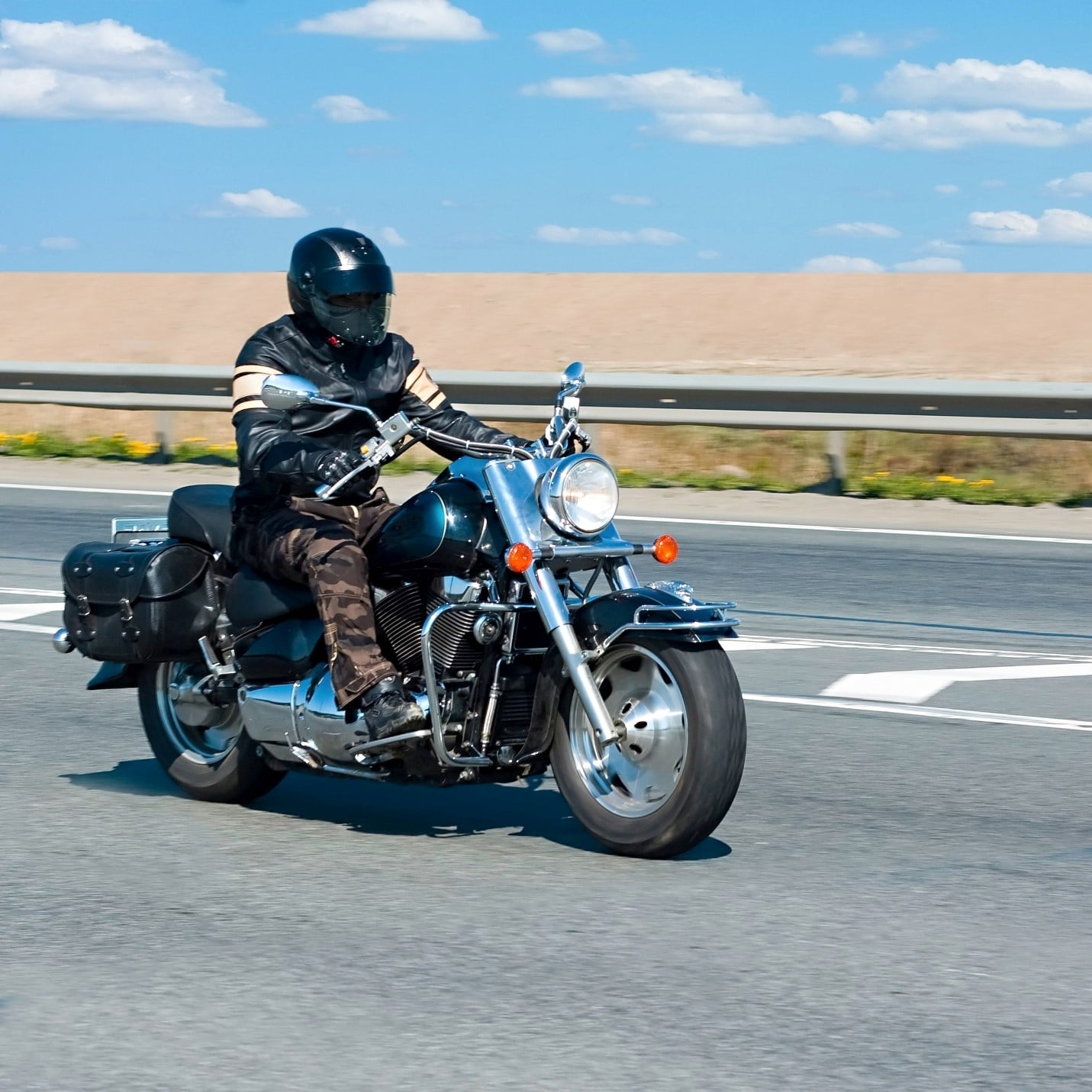 Top 5 Tips for Motorcycle Safety