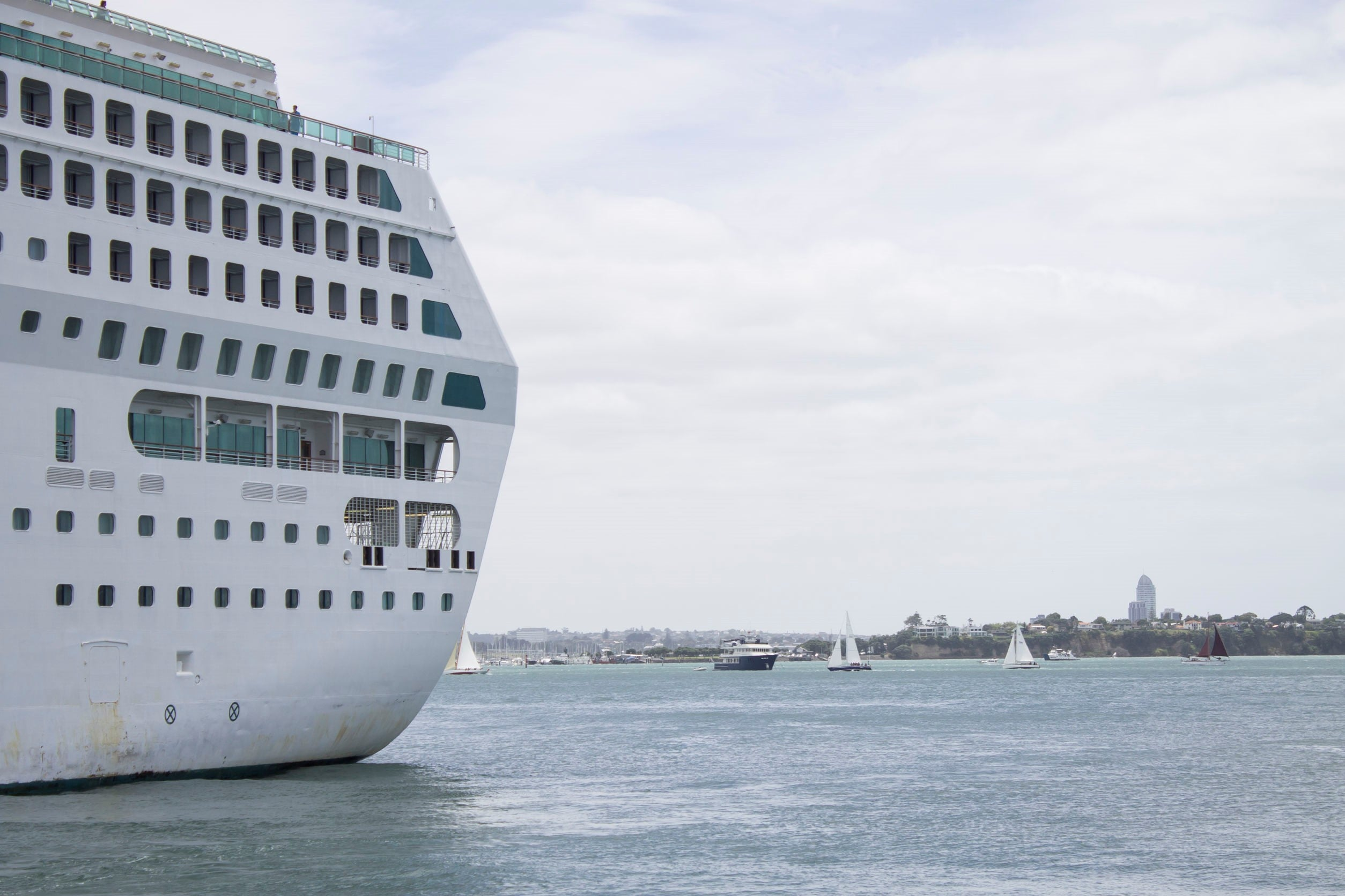 7 Types of Cruise Ship Injuries