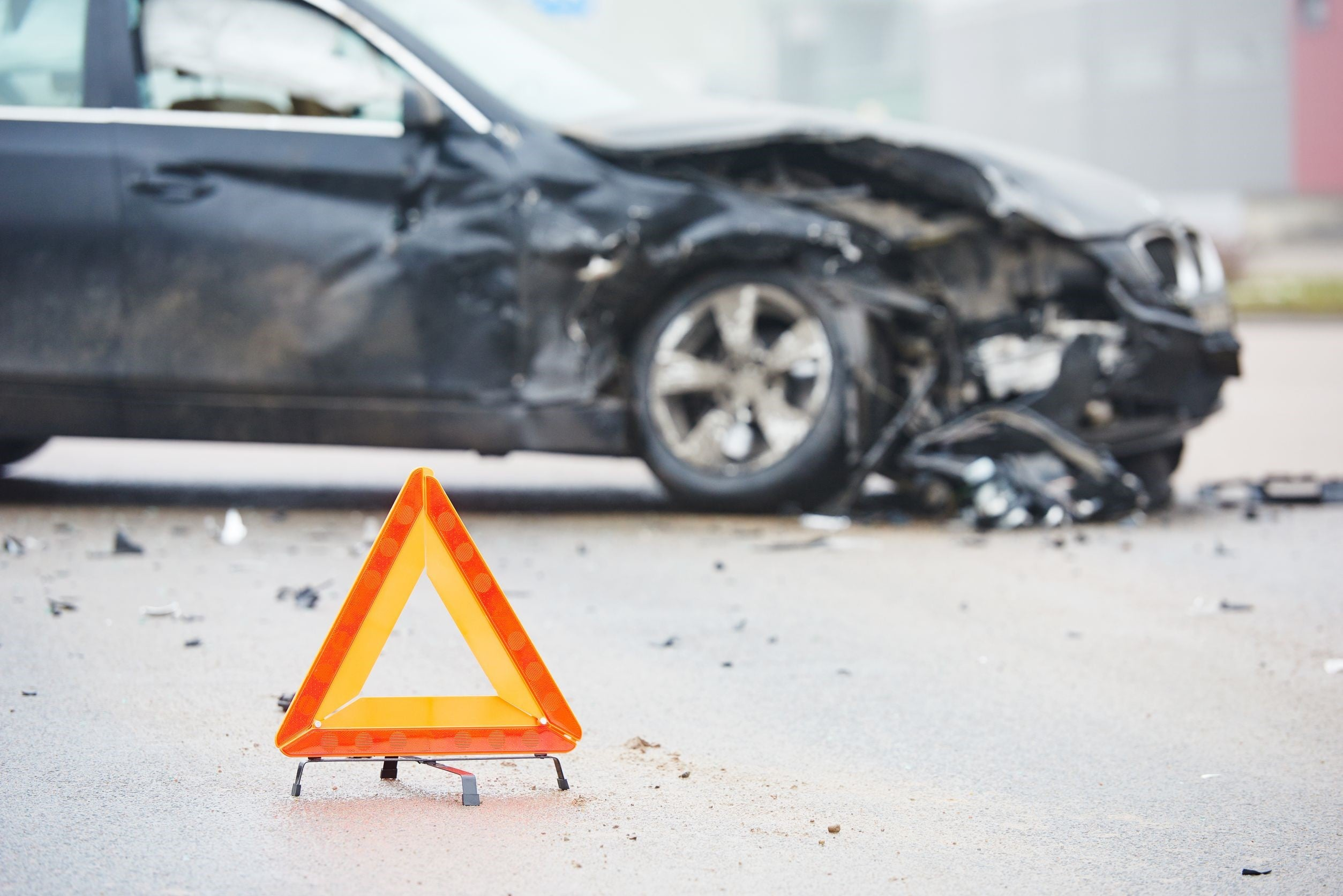 What Should I Do After Getting Into an Accident With An Uber