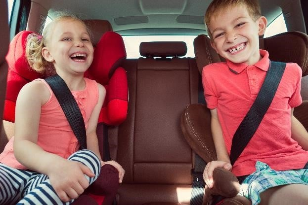 Protect Your Kids in a Florida Accident by Using the Right Car Seat