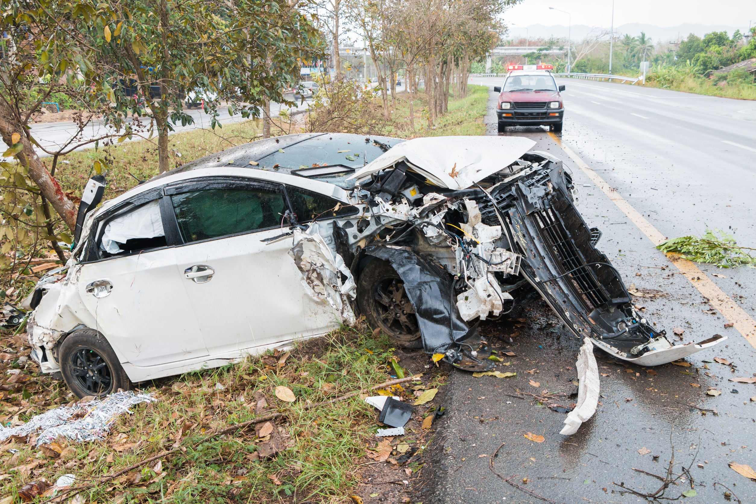 Why Do Single-Car Accidents Happen in Florida?