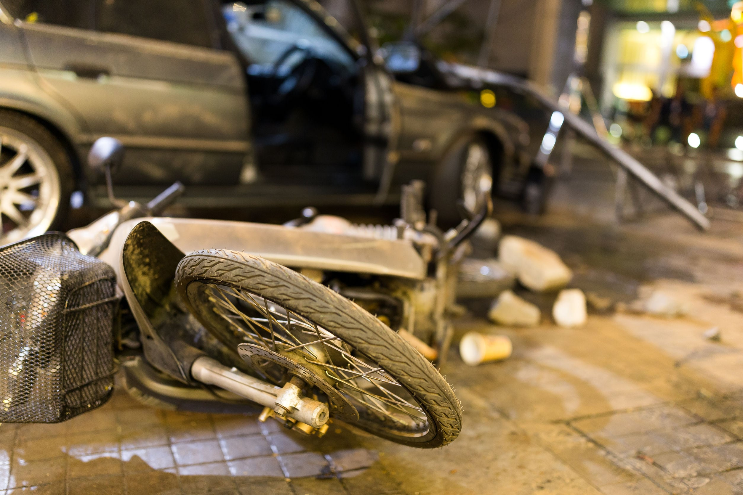 Hurt in a Florida DUI Crash? Don't Forget the Crimes Compensation Act