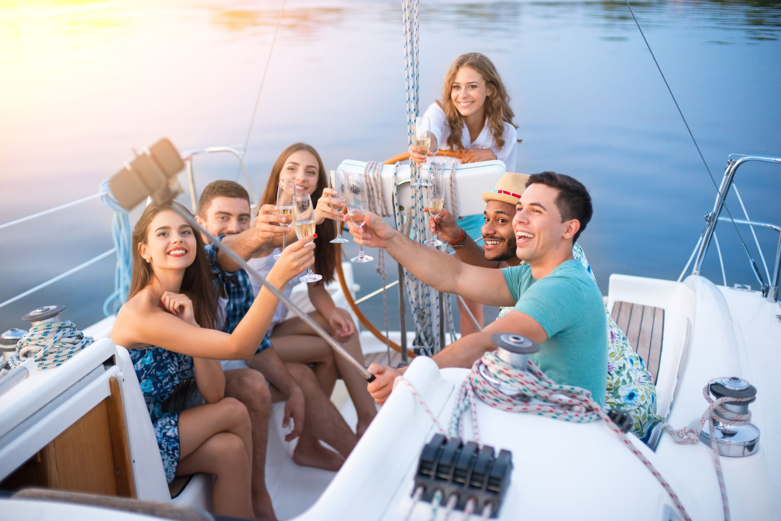 Main Types of Boating Accidents in Florida
