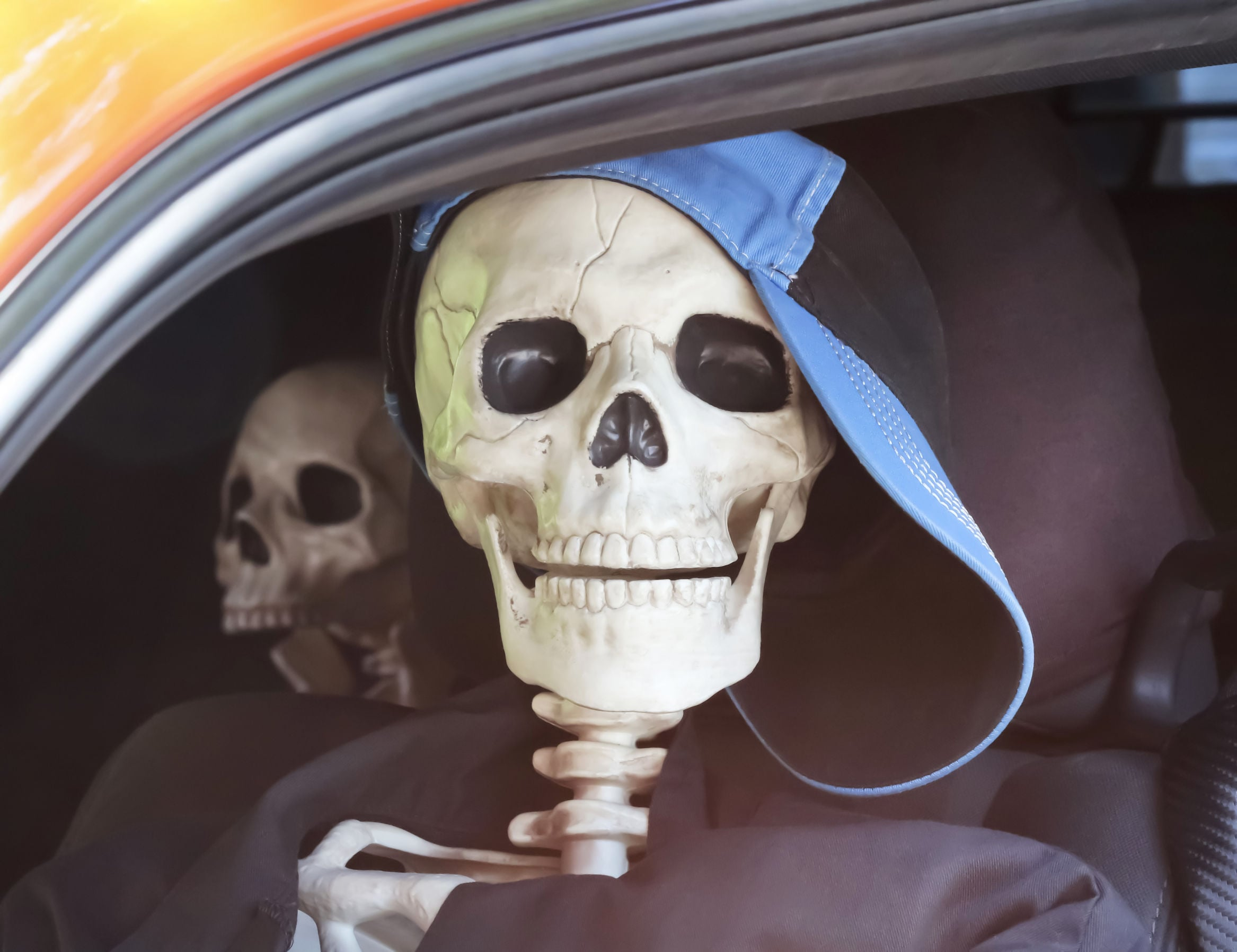 Drivers: The Scariest Thing about Halloween in Florida
