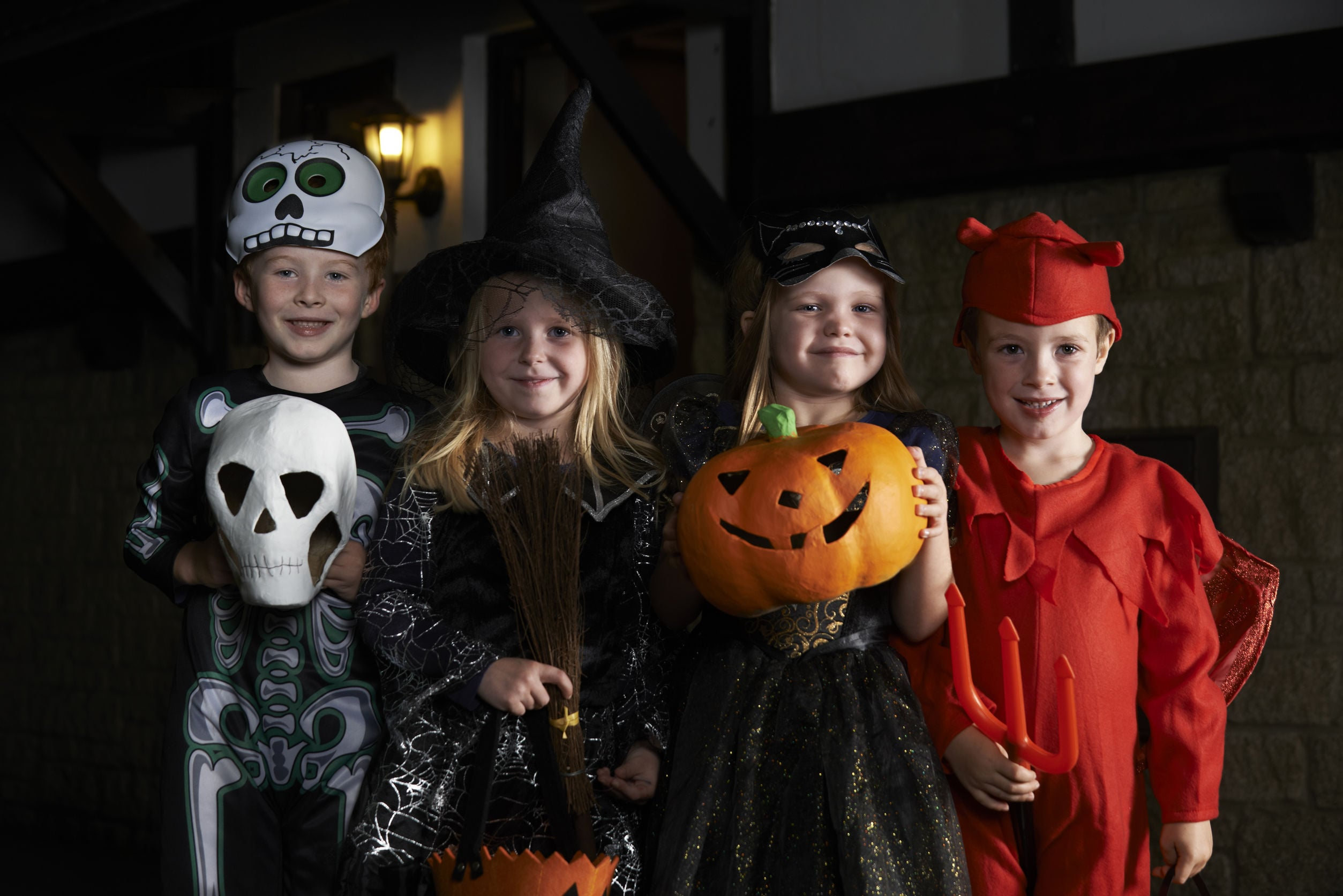 If Your Child Is Injured This Halloween in Florida