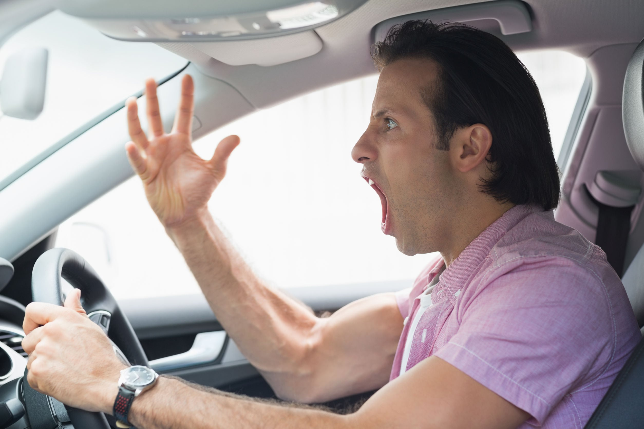 FL Has Most Road Rage Cases in US – How to Handle a Raging Driver