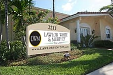 Lawlor, White & Murphey Port St. Lucie Office
