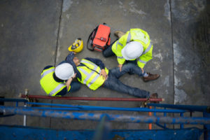 common types of construction accidents