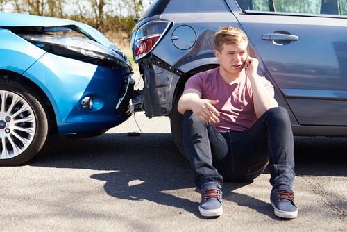 Liability for a Car Accident Caused by a Teen Driver