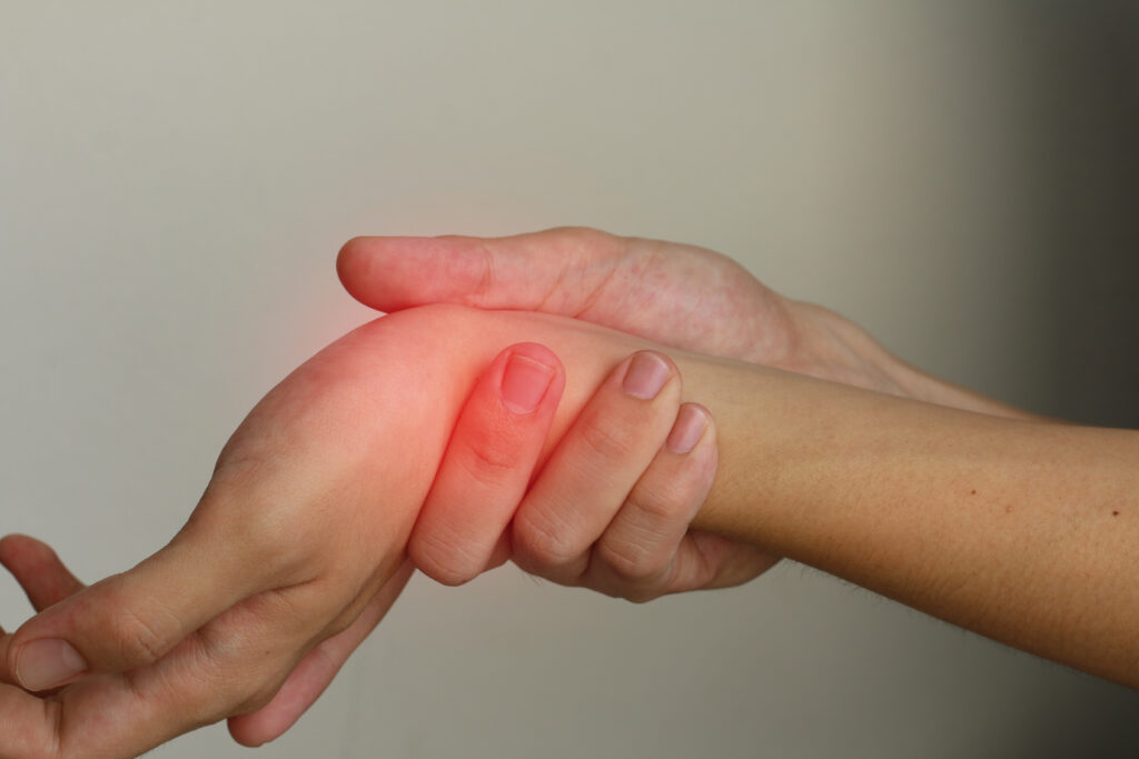 repetitive motion injury, Pembroke Pines