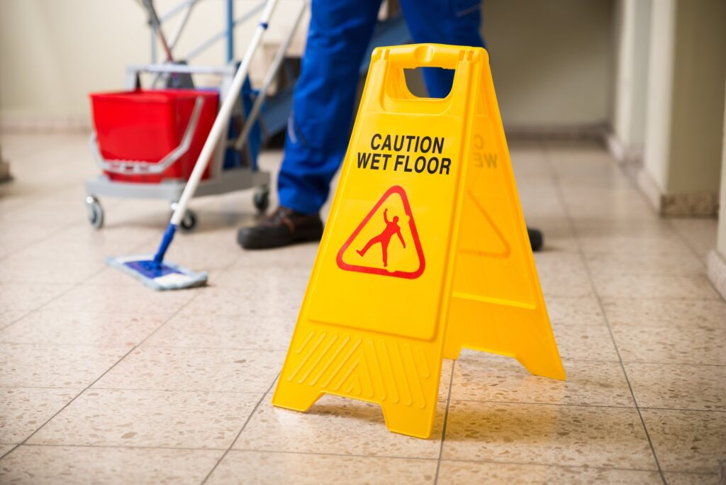 Pembroke Pines slip and fall accidents