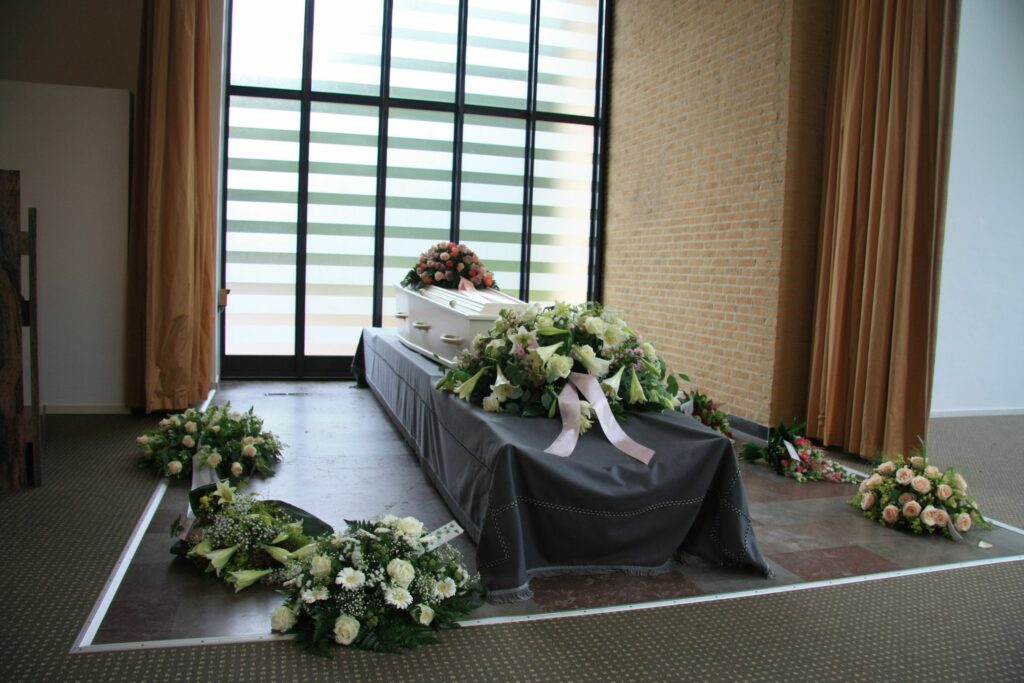 Port St. Lucie funeral home negligence
