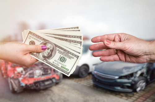 what to do with car insurance money