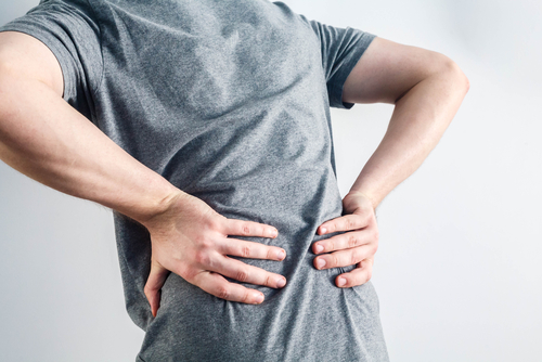 Common Types of Back Pain Caused by Car Accidents
