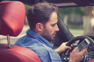distracted driving accidents Fort Lauderdale, FL