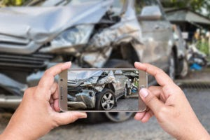 tips for taking car accident pictures Fort Lauderdale, FL